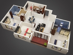 Block A - Typical Floor Plan - A 301